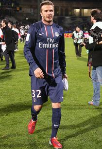 David Beckham | Photo Credits: John Berry/Getty Images
