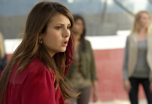 Nina Dobrev | Photo Credits: Curtis Baker/The CW