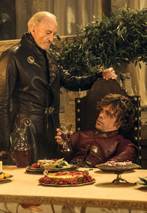 Charles Dance and Peter Dinklage | Photo Credits: Helen Sloan/HBO