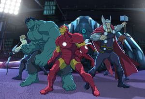 Avengers | Photo Credits: Disney XD/Marvel