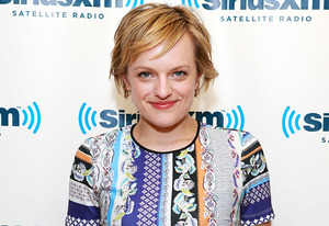 Elisabeth Moss | Photo Credits: Robin Marchant/Getty Images