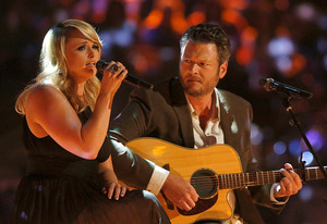 Miranda Lambert, Blake Shelton | Photo Credits: Trae Patton/NBC