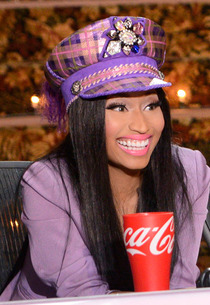 Nicki Minaj | Photo Credits: Michael Becker / FO