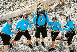 The Aquabats | Photo Credits: Hub