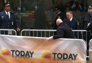 Today Show | Photo Credits: @SirAnduck