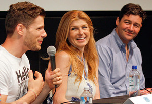 Friday Night Lights panel, ATX Festival | Photo Credits: Jack Plunkett/ATX