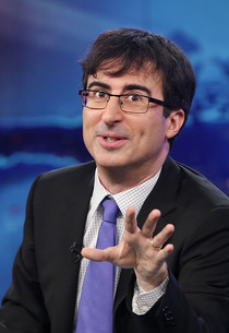 John Oliver | Photo Credits: Neilson Barnard/Getty Images