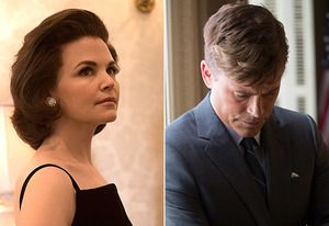 Ginnifer Goodwin, Rob Lowe | Photo Credits: Kent Eanes/National Geographic Channel