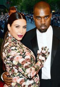 Kim Kardashian and Kanye West | Photo Credits: Kevin Mazur/WireImage