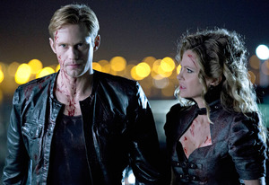 Alexander Skarsgard, Kristin Bauer van Straten | Photo Credits: John P. Johnson