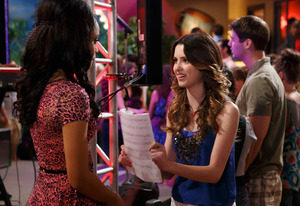Austin & Ally's Laura Marano | Photo Credits: Bruce Birmelin/Disney Channel