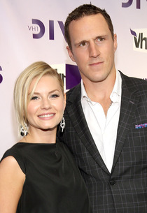 Elisha Cuthbert, Dion Phaneuf | Photo Credits: Christopher Polk/Getty Images