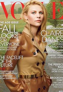 Claire Danes | Photo Credits: Vogue