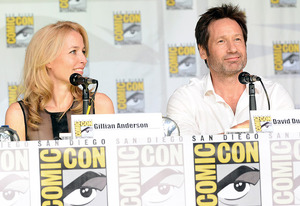 David Duchovny and Gillian Anderson | Photo Credits: Albert L. Ortega/Getty Images