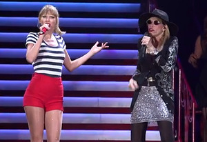 Carly Simon & Taylor Swift | Photo Credits: YouTube