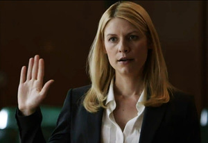 Claire Danes | Photo Credits: Showtime
