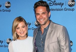 Kristen Storms and Brandon Barash | Photo Credits: Paul A. Hebert/Getty Images