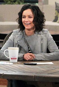 Sara Gilbert | Photo Credits: Sonja Flemming/CBS