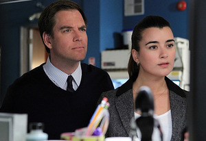 Michael Weatherly and Cote de Pablo | Photo Credits: Sonja Flemming/CBS