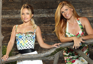 Hayden Panettiere, Connie Britton | Photo Credits: Bob D'Amico/ABC