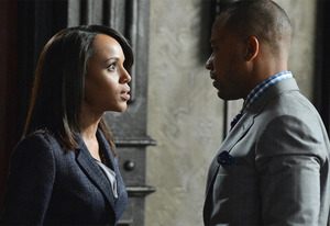 Kerry Washington, Columbus Short | Photo Credits: Eric McCandless/ABC