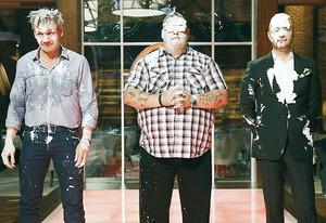 Gordon Ramsay, Graham Elliot and Joe Bastianich | Photo Credits: Greg Gayne/FOX