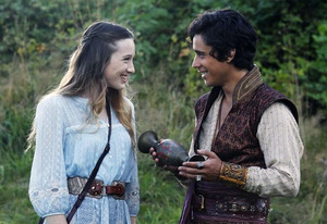Sophie Lowe and Peter Gadiot | Photo Credits: Jeff Weddell/ABC