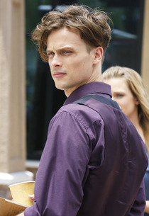 Matthew Gray Gubler | Photo Credits: Cliff Lipson/CBS