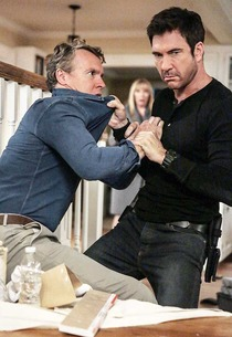 Tate Donvan, Dylan McDermott | Photo Credits: Giovanni Rufino/Warner Bros