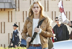 Emily Wickersham | Photo Credits: Cliff Lipson/CBS