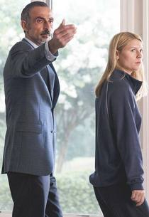 Shaun Toub. Claire Danes | Photo Credits: Showtime