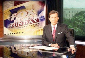 Chris Wallace | Photo Credits: Fox News Channel