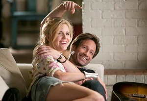 Maggie Grace, David Duchovny | Photo Credits: Jordin Althaus/Showtime