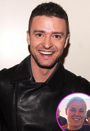 Justin Timberlake Invited to Marine Corps Ball, Too!