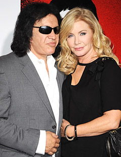 KISS Rocker Gene Simmons, Shannon Tweed Get Married