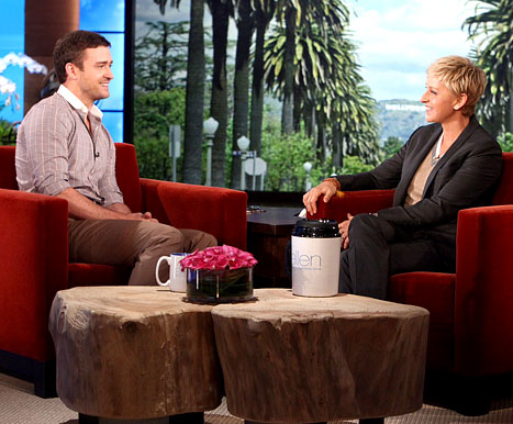 Justin Timberlake: I Stole a Golf Cart With Ryan Gosling!