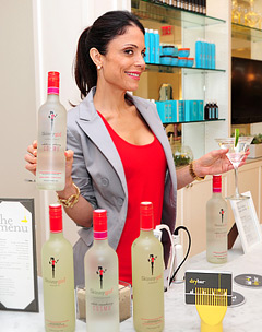 Drybar Partners With Bethenny Frankel