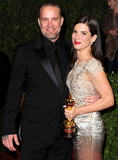 Ouch! Jesse James Slams Sandra Bullock