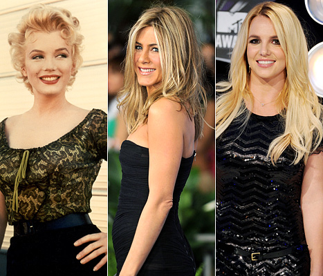 Jennifer Aniston Voted Hottest Woman of All Time