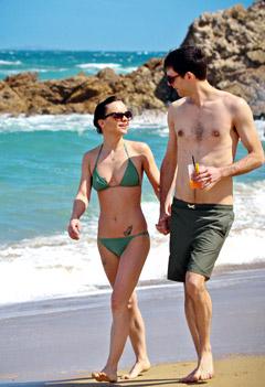 Meet Christina Ricci's Boyfriend James Heerdegen!