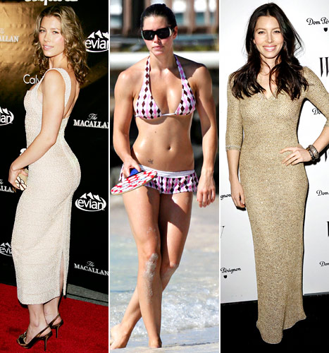 Jessica Biel's Hot Body Evolution