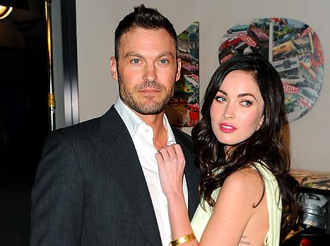 Brian Austin Green Won't Let Megan Fox Watch Beverly Hills, 90210