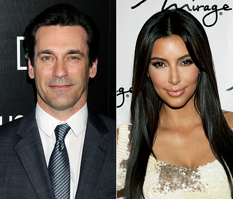 "Jon Hamm: My Kim Kardashian Dis Was ""Accurate"""