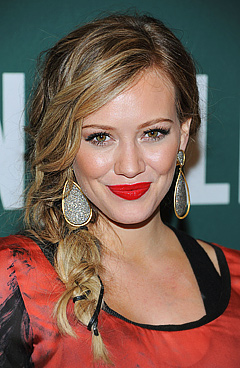 Hilary Duff: Being a New Mom is No Joke!