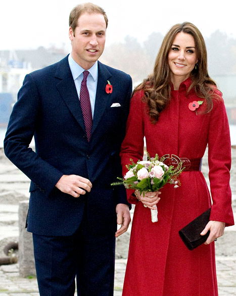 How Kate Middleton and Prince William Celebrated Easter