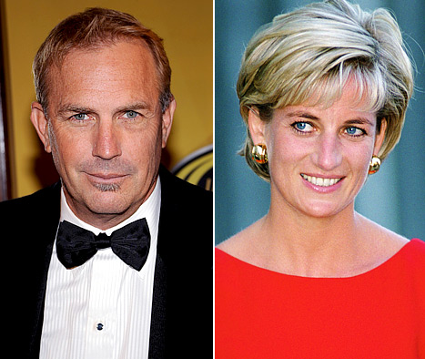 Kevin Costner: Princess Diana Was in Talks for Bodyguard 2