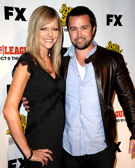 Meet Kaitlin Olson and Rob McElhenney's Son Leo Grey!