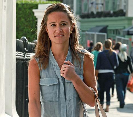Pippa Middleton Faces Arrest for Gun Incident in Paris