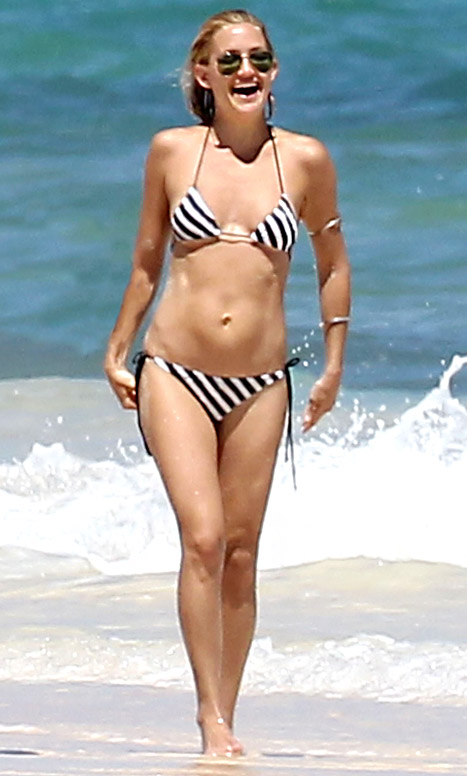 Kate Hudson Turns 33: Her Skimpiest Bikinis Ever!