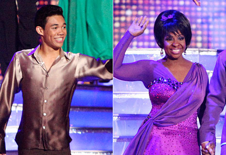 Dancing with the Stars: Gladys Knight Goes Home